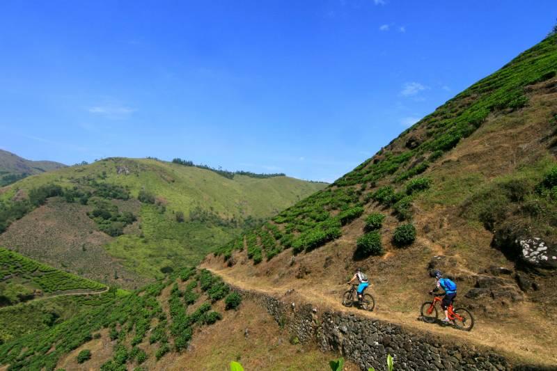 India Mountain Biking