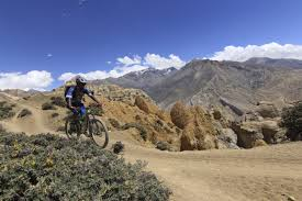 Biking In Foot Himalayan Tour