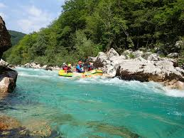 White Water Rafting On Tons River Tour
