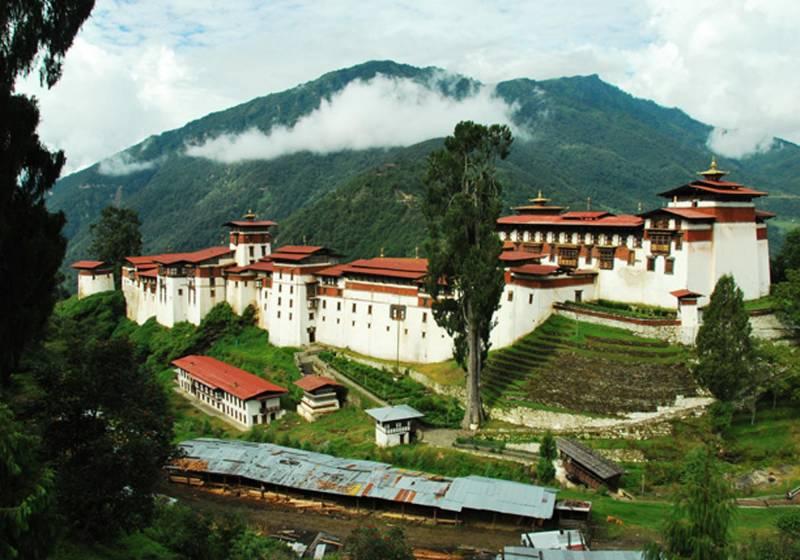 Bhutan Seat In Coach Tour