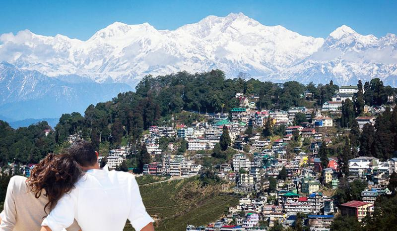 Honeymoon Tour Package Of Darjeeling