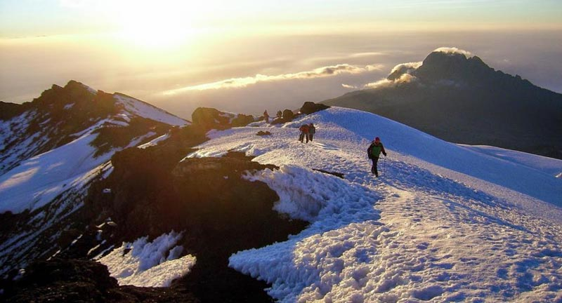 Kilimanjaro Lemosho  And The Northern Circuit Trek Tour