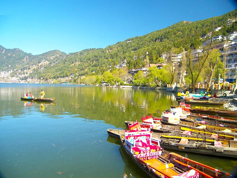 Nainital Honeymoon Tour Package