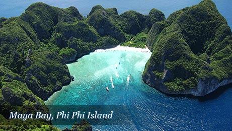 Exotic Bangkok & Phukket Tour