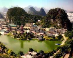 China Beijing Xian Guilin Shanghai Tour