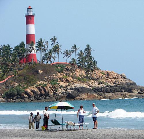 Trivandrum - Kovalam - Kanyakumari - Ramesram - Madurai - Trichy - Madurai Tour