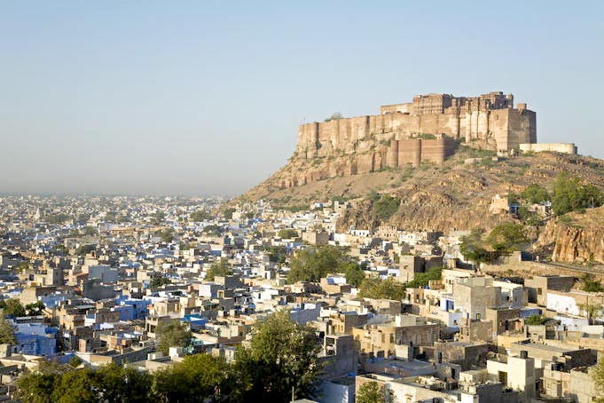 Rajasthan Heritage Tour Package. Ex - Delhi