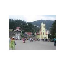 Delhi - Shimla - Chandigarh Packages