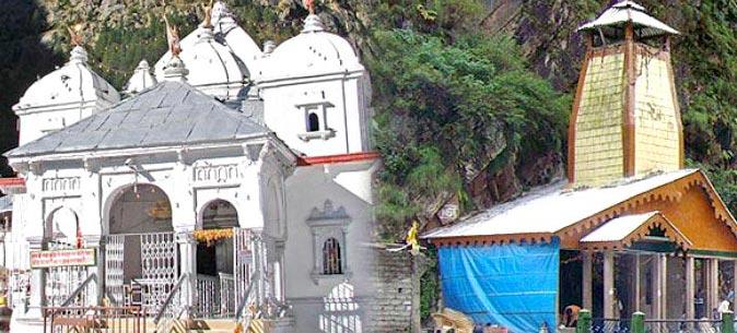 Do Dham Yatra (Yamonotri - Gangotri) Tour
