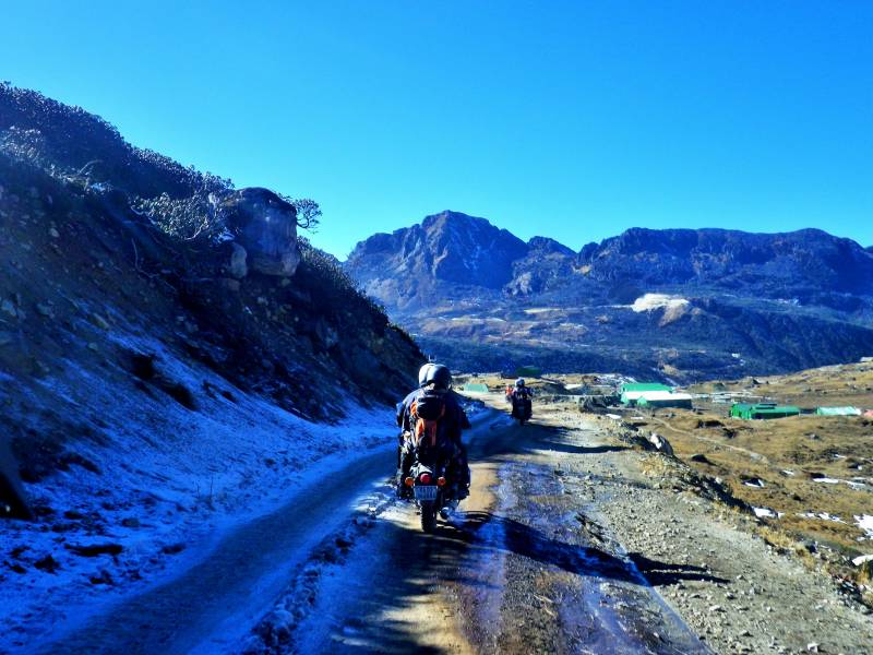 Ex Leh Bike Expedition Tour Package