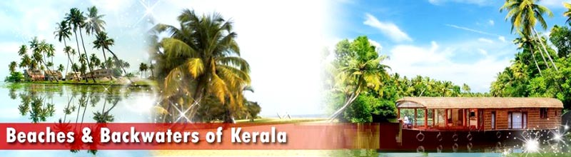 Kerala Backwaters And Beaches In 6 Nights And 7 Days Tour