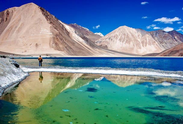 Adventurous Leh Laddakh For 5 Nights/6 Days Tour