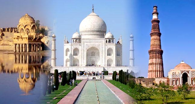 The Golden Triangle Of India In 5 Nights/ 6 Days Tour
