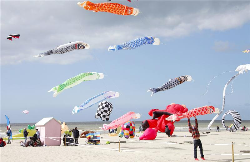 Kite Festival And Desert Festival In 5 Nights And 6 Days Tour