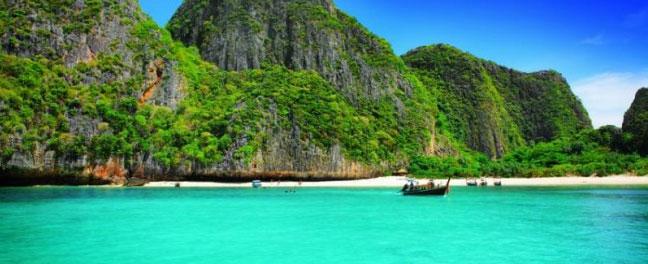 Thailand Beach Vacation Tour Package