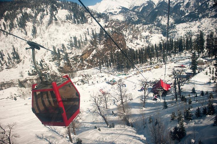 Shimla-Manali Honeymoon Special Package