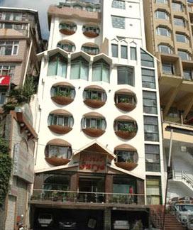 Hotel Surya- Mall Road Shimla