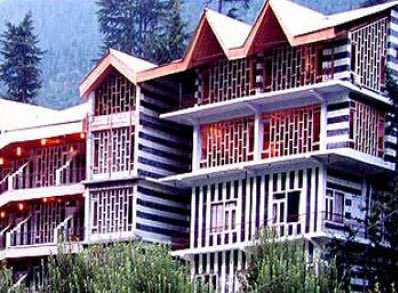 Glacier Resort - Manali