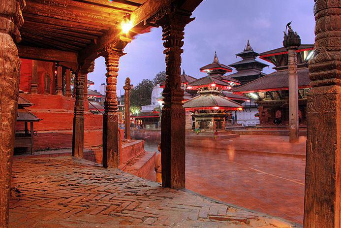 Nepal Tour - I (Fly - Drive)