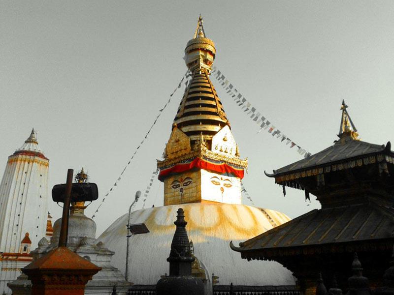 Visit Nepal Tour- I ( Fly - Drive )