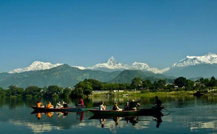 Visit Nepal - II ( Drive) Package