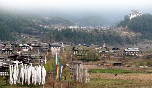 Bhutan - An Enchanting Realm Tour