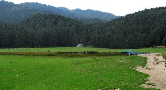 Gems Of Himachal - Dalhousie - Khajjiar - Dharamshala Tour