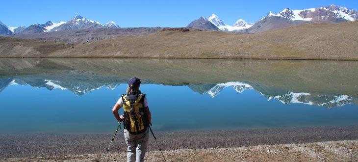 Trekking Tour To Chandratal In Manali