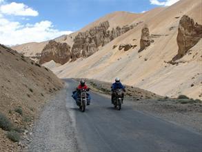 Motobike Safari In Western Himalayas