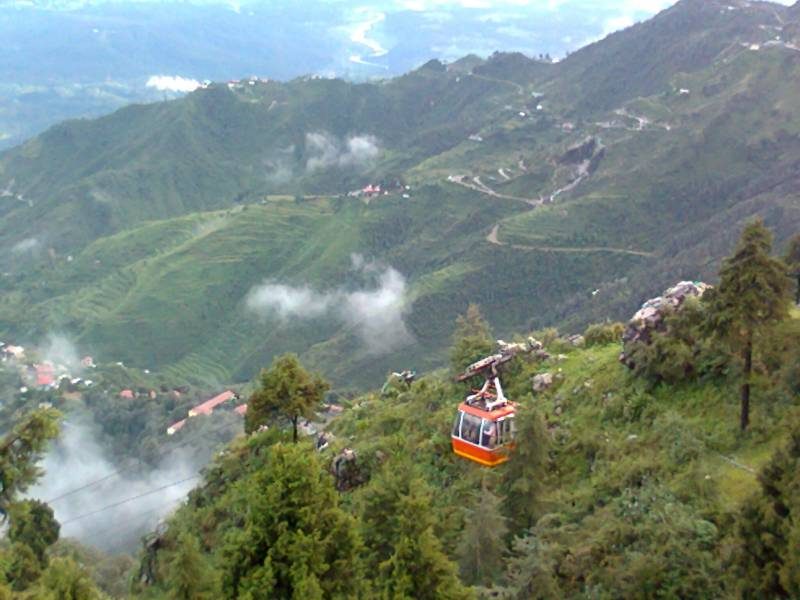 Nainital/Corbett/Ranikhet/Kausani Tour – 05 Night / 06 Days