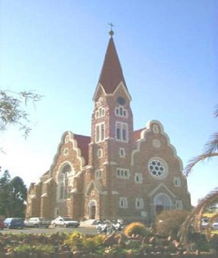 16 Day Johannesburg - Namibia Tour
