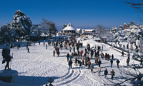 Shimla - Manali Tour By Car Ex Delhi