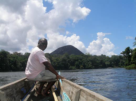 Suriname : Marowijne, Tapanahony River Trekking Tour