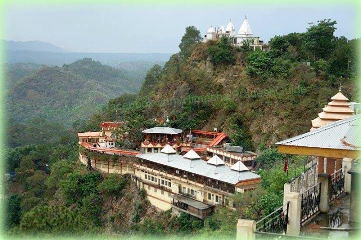 Temple Tour In Himachal Pradesh