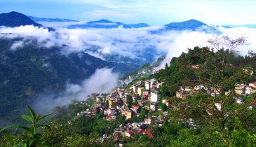 Darjeeling - Gangtok North East Package