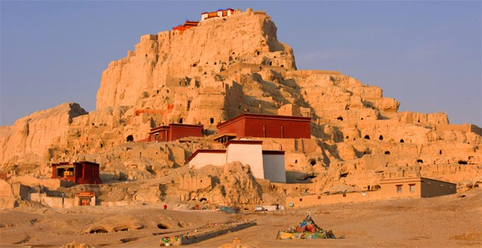 Guge Kingdom Kailash Manasoravor Trip