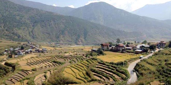 Bhutan Panorama Trekking Tour