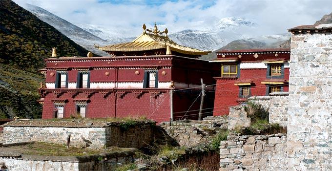 Tibet Tsurphu Yangpachen Trekking Tour