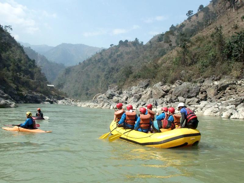 Trishuli River Rafting Tour