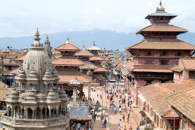 Nepal Extension Overland Tour From India