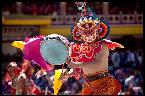 Tsechu Festival Bumthang Tour
