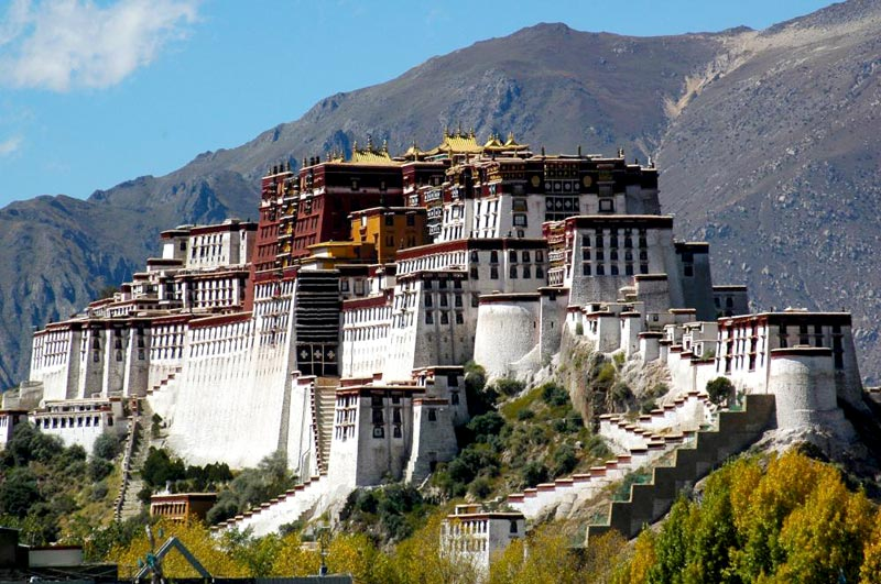 Everest Base Camp Tour In Tibet