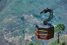 Shimla - Parwanoo - Manali Tour