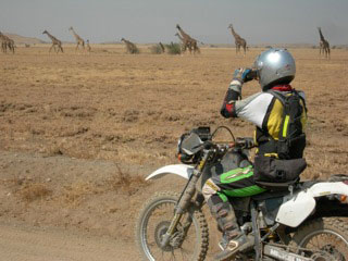 The Northern Tanzania Trail Package