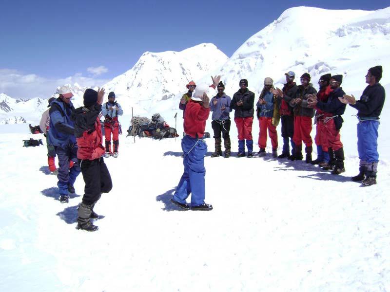 Shimshal - Braldu Pass - Snow Lake Trek July 2016