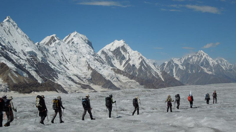 Snow Lake Tour Karakorum Pakistan