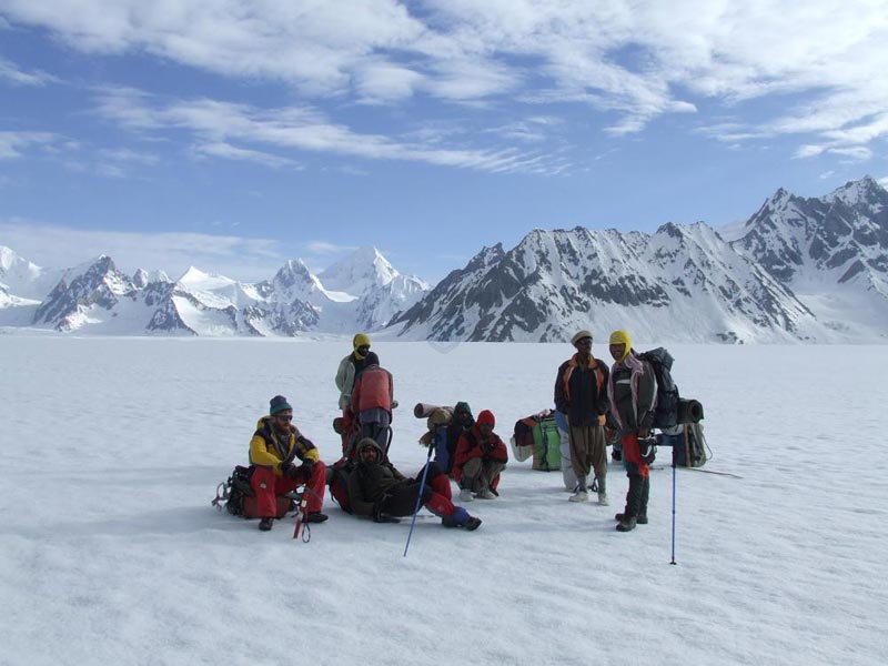 Biafo, Hispar & Snow Lake Trek Tour