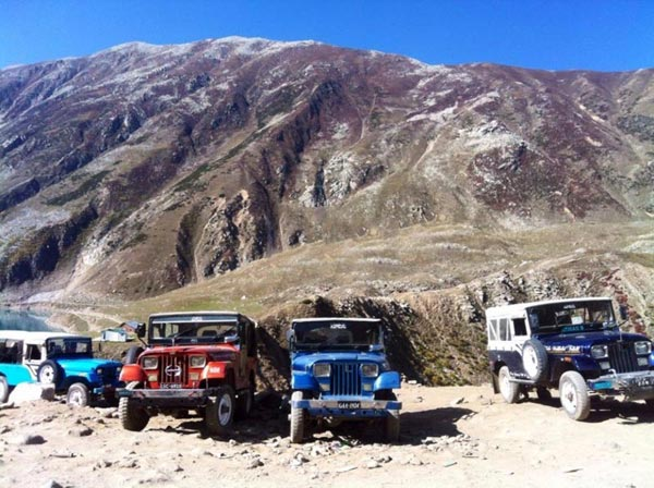 Great North Pakistan Jeep Safari Tour