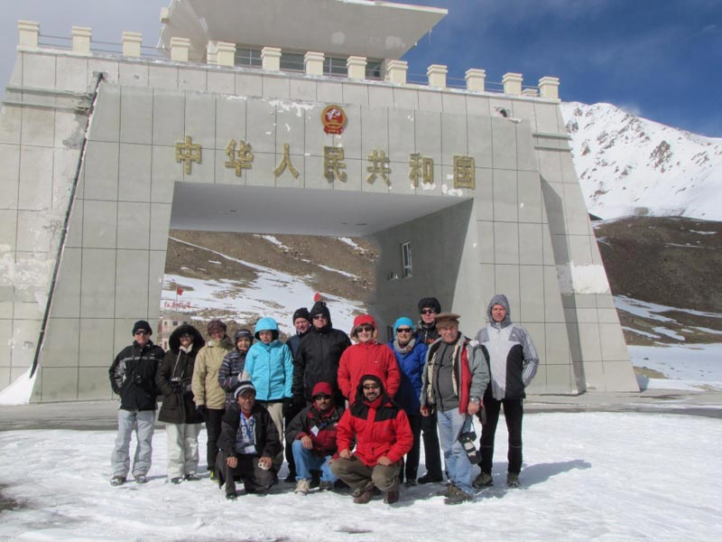 Tracing Back The Ancient Silk Route Safari Tour