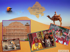 Taj And Colors Of Rajasthan Tour